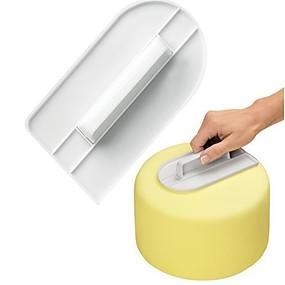 preiswerte Super Sale-1pc Kunststoff Kuchen Kuchenformen Backwerkzeuge