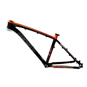 "preiswerte Sport & Outdoor-Mountainbike Vollcarbon Fahhrad Rahmen 26"" Hochglanz 3K cm Zoll"