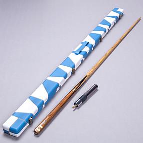 preiswerte Sport & Outdoor-Cue Sticks & Zubehör Snooker Holz Einteilige Cue