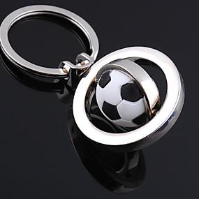 preiswerte Gifts for Soccer Fans-Schlüsselanhänger Silber / Farbbildschirm Aleación Modisch Für Geburtstag / Geschenk