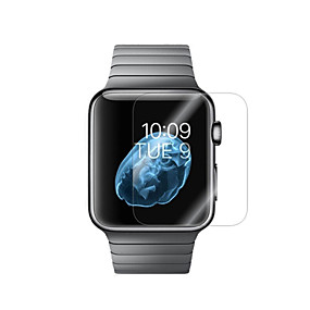 preiswerte Smartwatch Displayschutz-Displayschutzfolie Für iWatch 42mm / iWatch 38mm Hartglas High Definition (HD) / Explosionsgeschützte 1 Stück