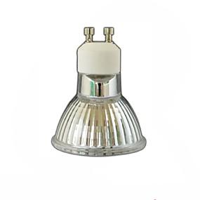 preiswerte LED-Lampen für den Großhandel-3.5 W LED Spot Lampen 300-350 lm GU10 60 LED-Perlen SMD 3528 Abblendbar Dekorativ Warmes Weiß 100-240 V 220-240 V 110-130 V / 1 Stück