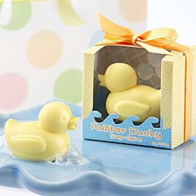 cheap Bathroom Gadgets-Bathroom Gadget Multi-function / Gift / Creative Mini Rubber 1 pc - Bathroom Kids Bath