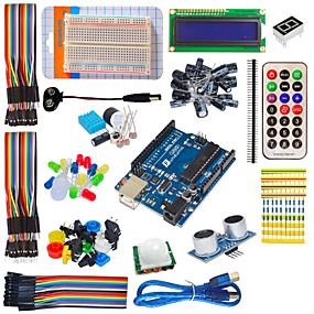preiswerte Bildschirme-arduino uno r3 1602lcd für Suite Arduino