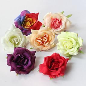 preiswerte Party-Stoff Blumen mit 1 Hochzeit / Besondere Anlässe / Normal Kopfschmuck