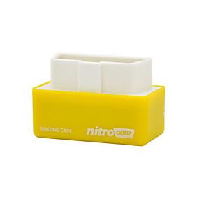 billige Spesialtilbud-nitro obd2 for bensin biler ytelse chip tuning boks bil drivstoff saver mer kraft mer dreiemoment