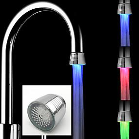 halpa Keittiön lavuaarihanat-Kitchen Faucet Harjattu Pöytäasennus Nykyaikainen Kitchen Taps / A-luokan ABS-muovi