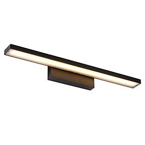povoljno Lámpatestek-Modern/Comtemporary Kupaonska rasvjeta Za Metal zidna svjetiljka IP67 110-120V 220-240V 8WW