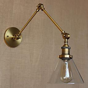povoljno Lámpatestek-Rustic / Lodge Svjetla za osvjetljavanje Metal zidna svjetiljka 40W / E26 / E27