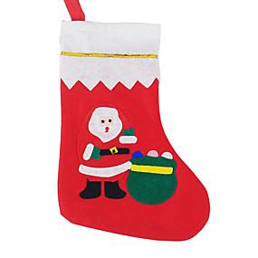preiswerte Spielzeug für Weihnachten-Socken Spaß Textil Kinder Geschenk