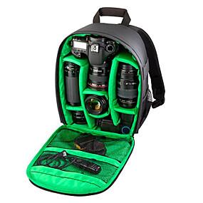 preiswerte Camera Bags & Cases-photography Multi-functionaldigital DSLR-Kamera Tasche Rucksack wasserdicht Foto camara Taschen Fall mochila für Fotografen