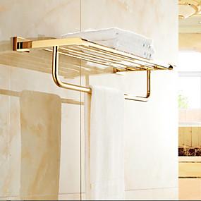 preiswerte Life VC-Handtuchhalter Moderne Messing 1 Stück - Hotelbad Doppelbett(200 x 200)