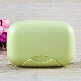 cheap Travel Comfort-Plastic Soap Dish Travel Storage Toiletries