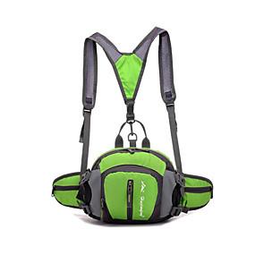 preiswerte Fahrrad Kurier Taschen,Rucksäcke & Hüfttaschen-HWJIANFENG 10-20 L Hüfttasche Gürteltaschen Multifunktions Einstellbar Tragbar Feuchtigkeitsundurchlässig Außen Radsport / Fahhrad Nylon / Verschleißfestigkeit