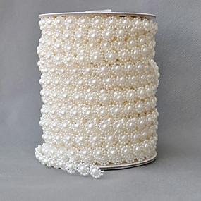 povoljno Darovi i pokloni za zabave-Kreativan Jedna barva Ribbon Umjetno drago kamenje Vjenčanje Vrpce - 1 Komad / set Jedinstven svadbeni dekor Rhinestone Ribbon Ukrasite