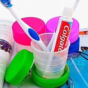 preiswerte Reise-Klappbar für Hygieneartikel Plastik