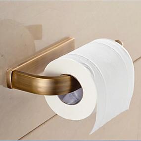 povoljno Uređaji za kupanje-Držač toaletnog papira Suvremena mesing 1 kom. - Hotel kupka