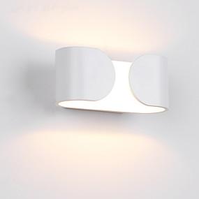 preiswerte Befestigungen für Beleuchtung-Modern / Zeitgenössisch Wandlampen Metall Wandleuchte 110-120V / 220-240V 3W