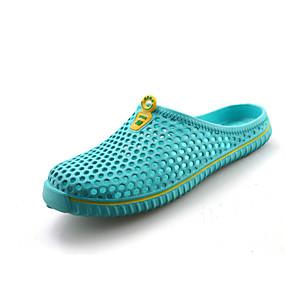 cheap Women's Clogs & Mules-Women's Clogs & Mules Flat Heel Silicone Comfort Water Shoes / Walking Shoes Spring / Summer Dark Blue / Red / Blue / EU40