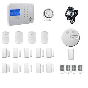 preiswerte Sensoren & Alarmanlagen-Home Alarmanlagen GSM / TELEFON Plattform GSM / TELEFON Kabellose Tastatur / SMS / Handy 433Hz für