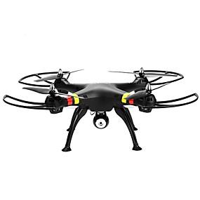 preiswerte SYMA®-RC Drohne SYMA X8C 4 Kan?le 6 Achsen 2.4G Mit HD - Kamera 2.0MP Ferngesteuerter Quadrocopter Kopfloser Modus / 360-Grad-Flip Flug / Steuern Sie Die Kamera Ferngesteuerter Quadrocopter / Fernsteuerung