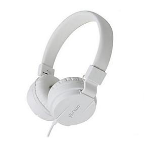 levne Hraní her-Herní sluchátka Kabel Mobilní telefon V2.0 Izolace proti hluku S ovládáním hlasitosti