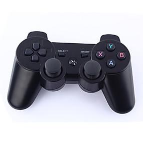 preiswerte Handys & Elektronik-Gamepad Wireless Bluetooth Joystick für PlayStation 3 Controller Wireless-Konsole für Sony PlayStation 3 Gamepad Switch Spiele Zubehör PC für TV-Box 2,4 g Joypad