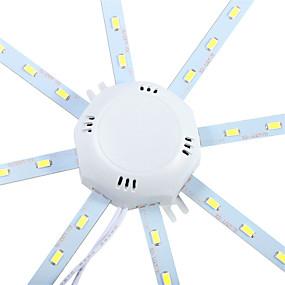 preiswerte LED Einbauleuchten-YWXLIGHT® 1pc 10 W 960 lm 24 LED-Perlen SMD 5730 Dekorativ Kühles Weiß 220-240 V / 1 Stück / RoHs