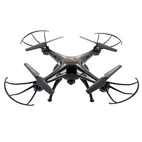 preiswerte SYMA®-RC Drohne SYMA X5SC 4 Kan?le 6 Achsen 2.4G Mit HD - Kamera 2.0MP 720P Ferngesteuerter Quadrocopter Ein Schlüssel Für Die Rückkehr / Kopfloser Modus / Mit Kamera Ferngesteuerter Quadrocopter