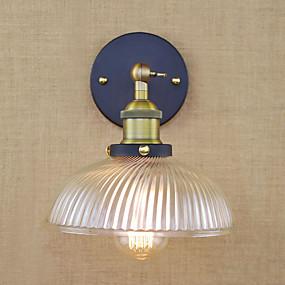 povoljno Lámpatestek-Rustic / Lodge Zidne svjetiljke Metal zidna svjetiljka 110-120V / 220-240V 40 W / E26 / E27