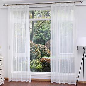 preiswerte Renovierung-Modern Gardinen Shades zwei Panele Esszimmer   Curtains / Wohnzimmer