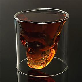 preiswerte Gläser &Tassen-Glasgeschirr Glas, Wein Zubehör Gute Qualität KreativforBarware cm 0.062 kg 1pc