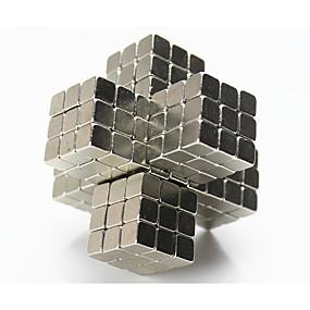 preiswerte Magnetische Spielsachen-216 pcs 4mm Magnetspielsachen Magnetische Bälle Bausteine Superstarke Magnete aus seltenem Erdmetall Neodym - Magnet Puzzle Würfel Magnet Kinder / Erwachsene Jungen Mädchen Spielzeuge Geschenk