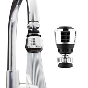 cheap Top Picks For Your Home-360 Rotating Kitchen Faucet Nozzle Adapter Bathroom Faucet Accessories Filter Tip Water-saving Device