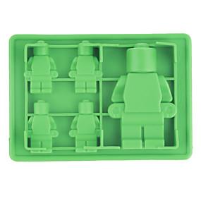 preiswerte Eis Geräte-Silikon Umweltfreundlich Backen-Werkzeug Brot Kuchen Plätzchen Kuchenformen Backwerkzeuge