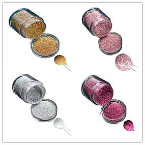 preiswerte Nagel-Funkeln-1 pcs Nagelschmuck / Glitter & Poudre / Andere Dekorationen Glitzer / Klassisch / Glitter & Funkeln Nagel-Kunst-Design Alltag