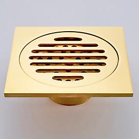 povoljno Uređaji za kupanje-odvod luksuznog suvremenog mesinga / cinkove legure 2 kom. - hotelska kupaonica