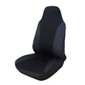 billige Interiørtilbehør til bilen-universelle bilsete deksler foran bakre hodestøtter full set automatisk setetrekk pute stolbeskytter
