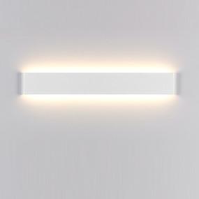 cheap Vanity Lights-LED Aluminum Lamp Bedside Lamp 14W 41cm Bathroom Mirror Light Modern Minimalist Aisle Metal Vanity Light