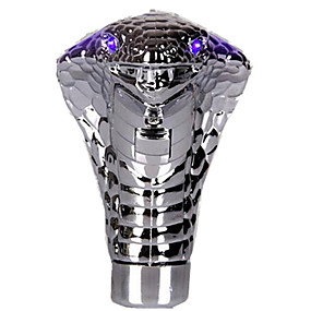 cheap Automotive Interior Accessories-Vehicle Shift Knob Fashion Vehicle Shift Knob Refit For universal ABS