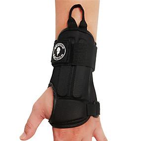 preiswerte Schutzausrüstung fürs Skifahren-Hüfte & Tailleunterstützung für Schützend Ski-Schutzausrüstung Skifahren Eislaufen Inline-Skates Polyester EVA