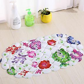 levne Podložky a koberečky-1ks Moderní Koupelnové podložky PVC Současné Koupelnové Snadno se čistí