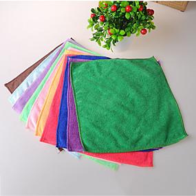 preiswerte Küchen Reinigungsbedarf-Gute Qualität 1pc Textil Reinigungsbürste & Stoffe Arbeitsutensilien, Küche Reinigungsmittel