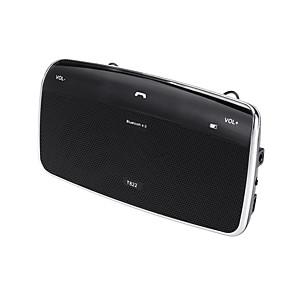 billige Lydanlegg til bilen-bluetooth biler solskjerm høyttaler i bilen høyttaler kvalitet håndfrisett for bil med DSP bilsett hd avspilling av musikk