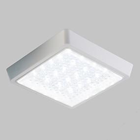 preiswerte Einbauleuchten-Unterputz Raumbeleuchtung Andere Acryl Acryl LED 220-240V Weiß LED-Lichtquelle enthalten / integrierte LED