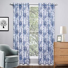 preiswerte Fensterdekoration-Modern Gardinen Shades zwei Panele Wohnzimmer   Curtains