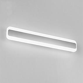 povoljno Lámpatestek-cxylight moderna / suvremena kupaonica rasvjeta metal zid svjetlo ip20 90-240v ispraznost svjetlo