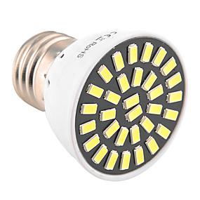 preiswerte LED-Lampen für den Großhandel-YWXLIGHT® 1pc 7 W LED Spot Lampen 500-700 lm E26 / E27 T 32 LED-Perlen SMD 5733 Dekorativ Warmes Weiß Kühles Weiß 220-240 V 110-130 V / 1 Stück / RoHs