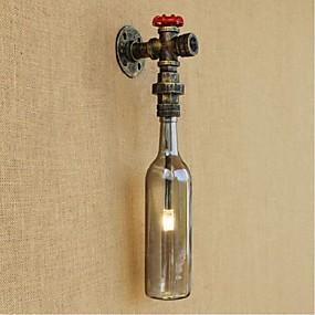 povoljno Lámpatestek-Rustic / Lodge Zidne svjetiljke Metal zidna svjetiljka 110-120V / 220-240V 3 W / E27