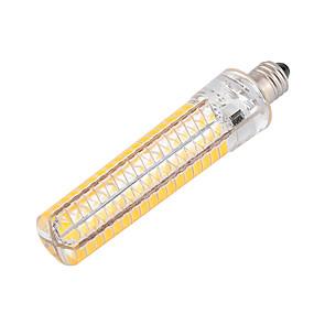 billige Kornpærer med LED-ywxlight® dimmable ba15d 10w 136led 5730smd varm hvit, kald, hvit, silikon ledd maislys AC 110-130v AC 220-240v